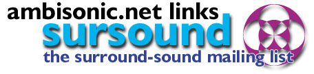 Sursound - the surround mailing list